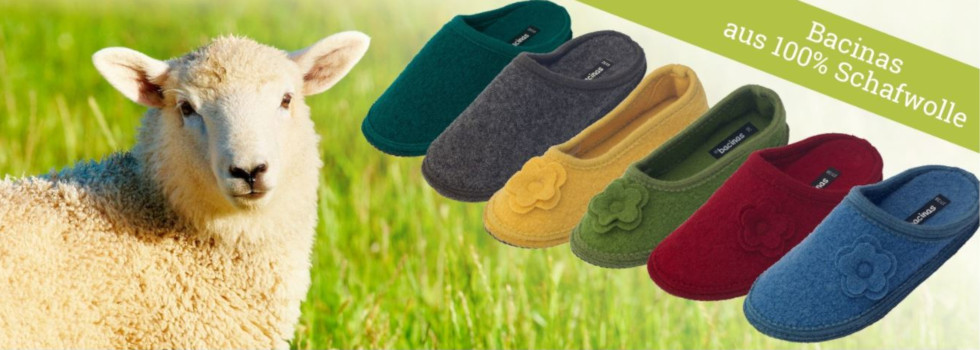 bacinas pantofole