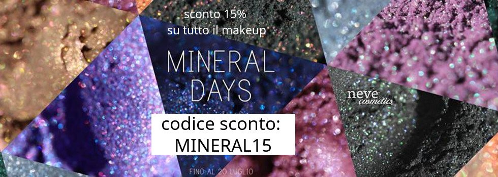 Mineral Days Makeup