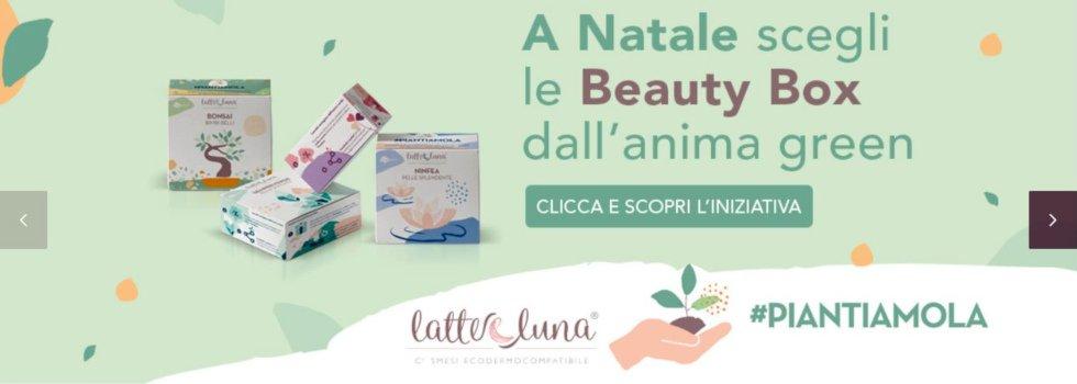 LATTE E LUNA DERMA VIRIDIS NATALE