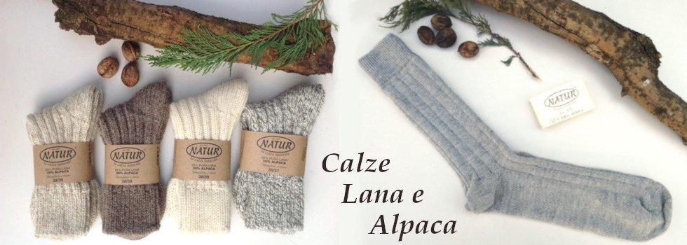 Calze Lana Alpaca