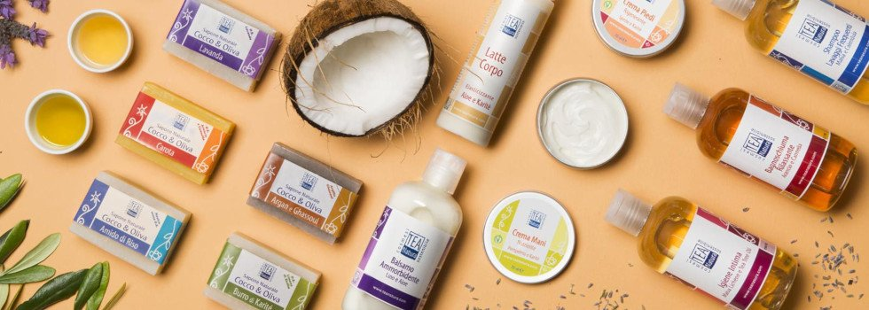 Tea natura shampoo saponi