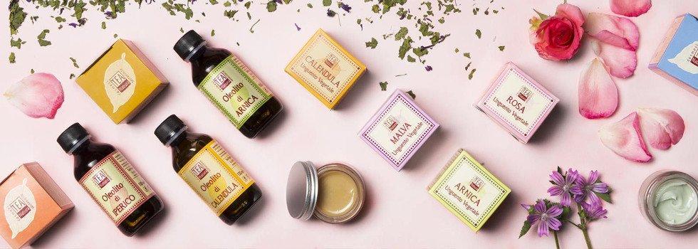 Tea Natura cosmesi