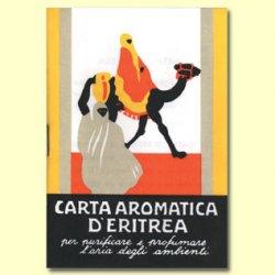 Carta Aroma Eritrea