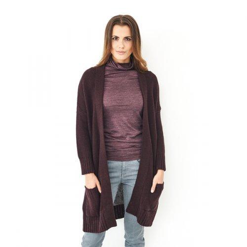 Abbigliamento: blazer gilet poncho