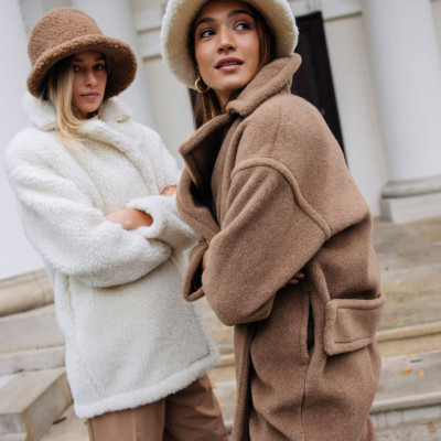 Abbigliamento: cappotti e giacconi