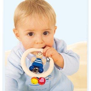 Giocattoli Baby in legno