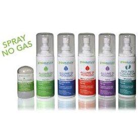 Deodoranti Naturali e Bio
