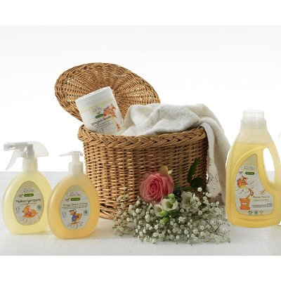 Detergents for Baby
