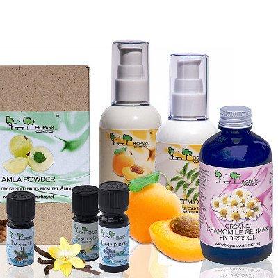 Essential oils and Hydrosol