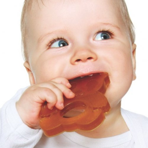 Teethers, Pacifiers and dummy chains
