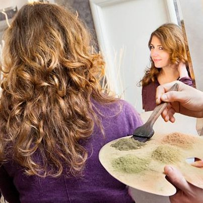 Henna and hair dyes