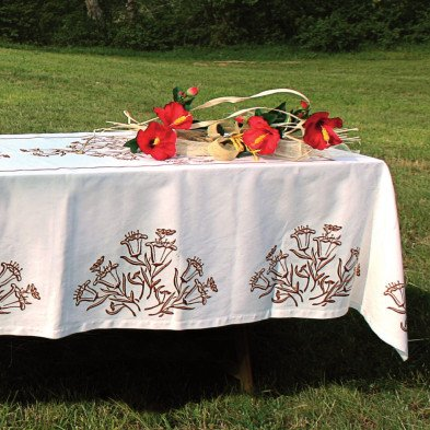 Natural Tablecloths