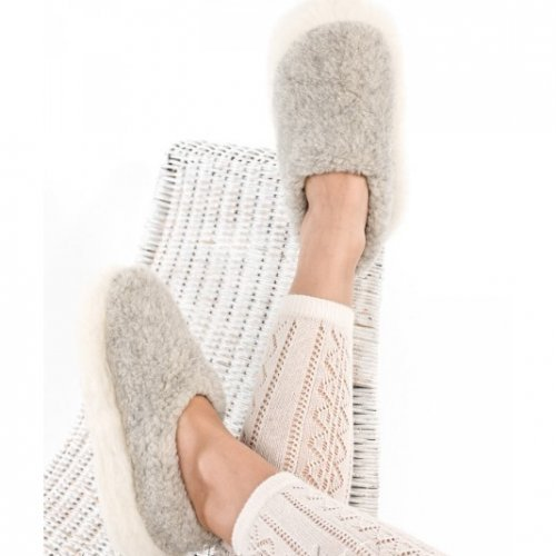 Pantofole e Calzature Naturali