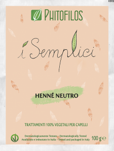 Henné Neutral Phitofilos