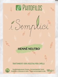 Henné Neutral Phitofilos