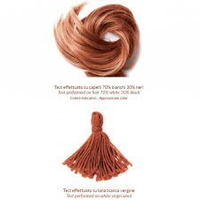 Fiery red natural hair dye Phitofilos