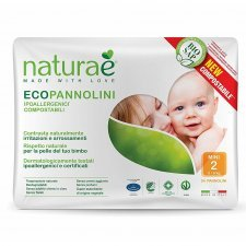 Diapers Naturaè® MINI 3-6 kg, 24 pz