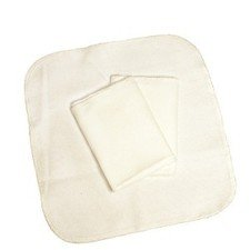 Absorbent liner for knitted nappies - 3 pcs