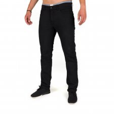 Active Man Jeans Black in Organic Cotton