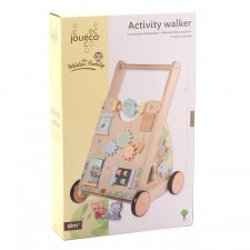 Activity Warker with shape sorter