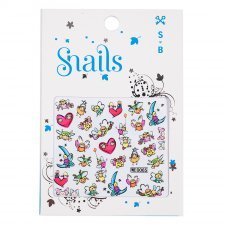 Adesivi per unghie Snails Baby Art