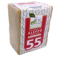 Aleppo soap 55% Laurel Oil