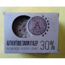 Aleppo soap 30% laurel oil