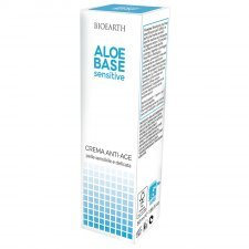 AloeBase Sensitive Crema Anti-Age Pelle Sensibile