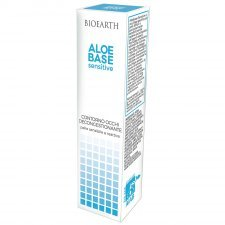 AloeBase Sensitive Decongesting eye contour cream for sensitive skin