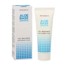 AloeBase Sensitive Gel Balance per pelli impure e sensibili