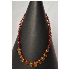 Amber adult necklace nr. 5