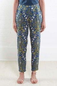 Amber peg trouser