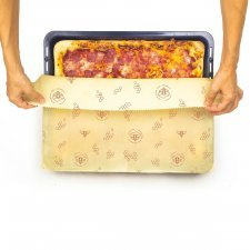 Apepack Duo PRO 1 pc 62x40 cm - organic cotton  and beeswax food film