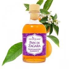 Profumatore ambiente in olio, all'essenza Pan di Zagara, lunga durata