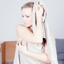 Asciugamano Grande 100x180 in cotone biologico Ege Organics