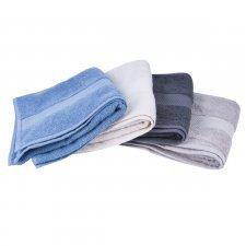 Asciugamano mani e viso in cotone bio Ege Organics