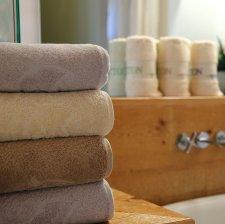 Asciugamano Telo Bagno in cotone biologico 90x140 cm