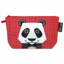 Astuccio Panda in cotone biologico
