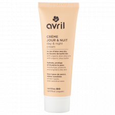 Avril organic day and night cream Vegan