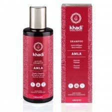 Ayurvedic Amla Shampoo strength and volume