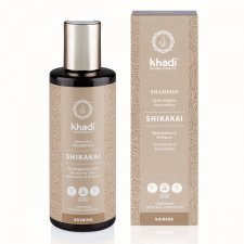 Ayurvedic Shikakai shampoo hydration and shine