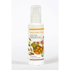 Baby almond massage oil - Organic Vegan