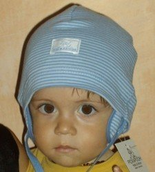 Baby bonnet Ben in organic cotton