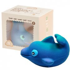 Baby dolphin Lanco in natural rubber