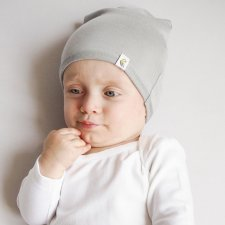 Baby hat in bamboo - nanaf organic