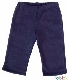 Baby light jersey trousers in organic cotton