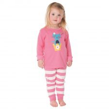 Baby pyjamas Little Long John Frugi in organic cotton
