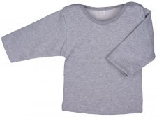 Baby sweat shirt Popolini in organic cotton