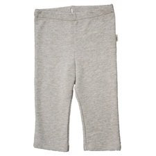 Baby sweatpants in organic cotton