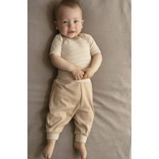 Baby trousers in organic cotton